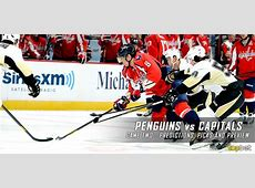 Capitals vs Penguins Series Game 3 Predictions, Picks and Odds 2016 Nfl Draft Winners And Losers Round 1