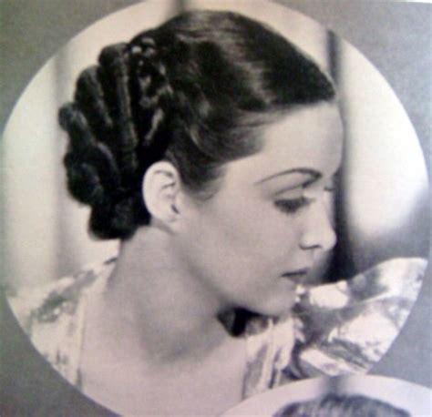 easy 1930 hair 1930s hairstyles