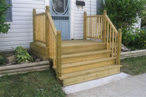 build mobile home steps 171 mobile homes