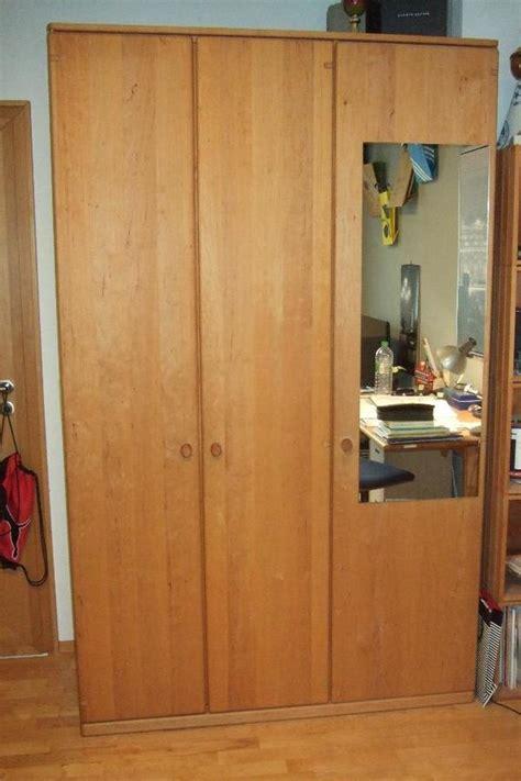 Kleiderschrank 130 Hoch by Erle Massiv Neu Und Gebraucht Kaufen Bei Dhd24