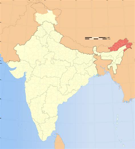 Locator Free Search File India Arunachal Pradesh Locator Map Svg Wikimedia Commons