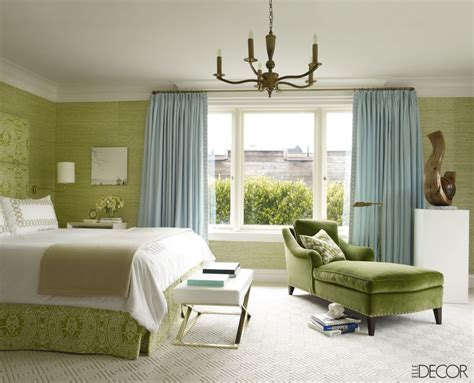 green theme bedroom interior decorating ideas 10 stylish green rooms