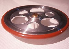 Image result for Idler Wheels for turntable. Size: 227 x 160. Source: www.ebay.com