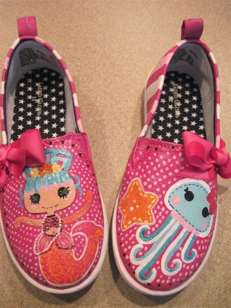 M2m Flat Shoes 17 best images about painted shoes on
