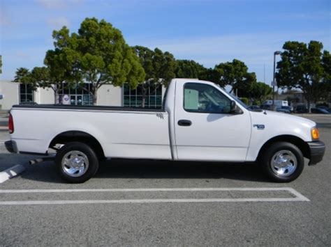 find a cheap used 2004 ford f150 long bed pickup truck in
