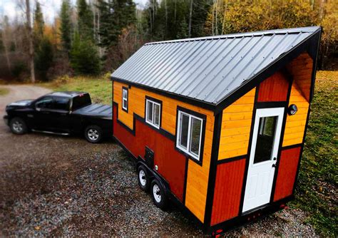 micro home hummingbird micro homes tiny homes handmade in fernie