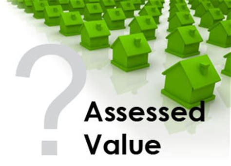 real estate what is an assessed value seattle