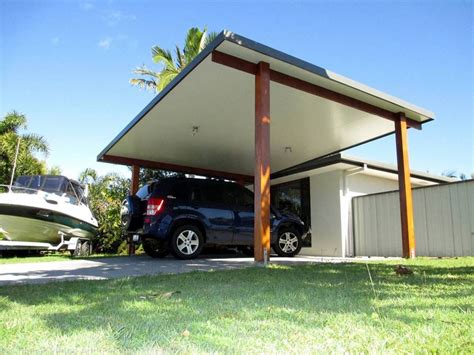 Carport Freestanding Carport Ideas For The Best Protection Of Your Vehicle
