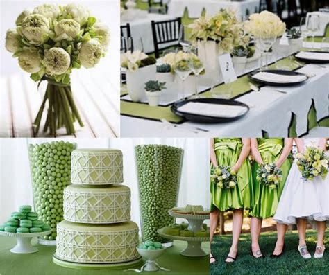 green wedding inspirations by k k designs