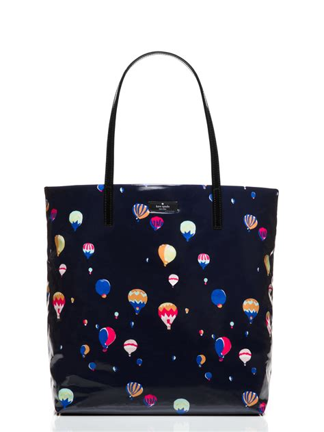 Kate Spade Daycation Bon Shopper kate spade new york daycation bon shopper in blue lyst