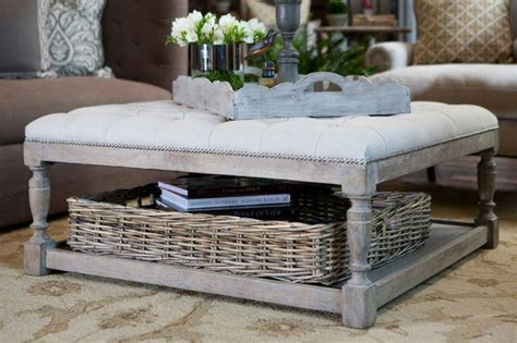 ottoman coffee tables painted furniture home decor