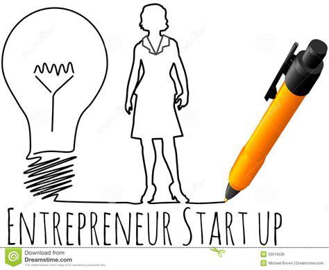 free illustration startup start up business start female entrepreneur business start up royalty free stock