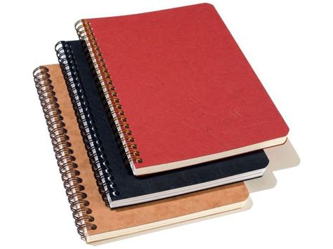 Design Home Book Clairefontaine buy clairefontaine spiral notebook age bag online at