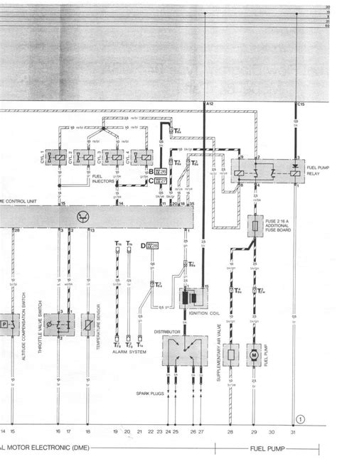 Fuel pump relay wiring diagram - Rennlist - Porsche