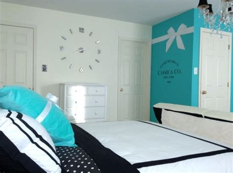 Tiffany And Co Bedroom | teen tiffany co inspired room girls room designs