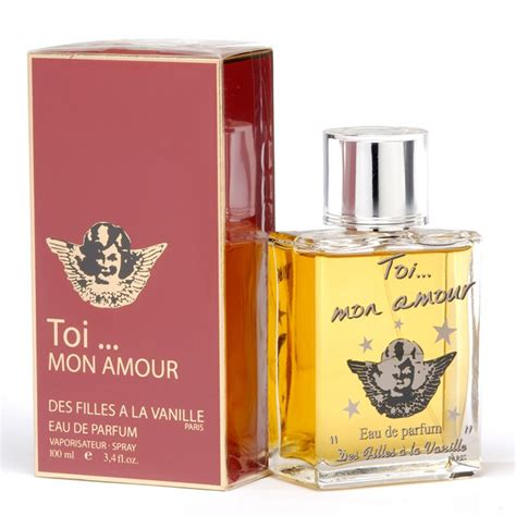 Parfum à La Vanille by Toi Mon Amour Des Filles A La Vanille Parfum Un Parfum Pour Femme