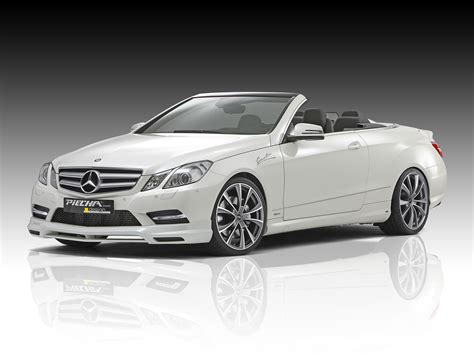 Mercedes E350 Coupe Convertible Piecha Design Releases Tuning Kit For Mercedes E