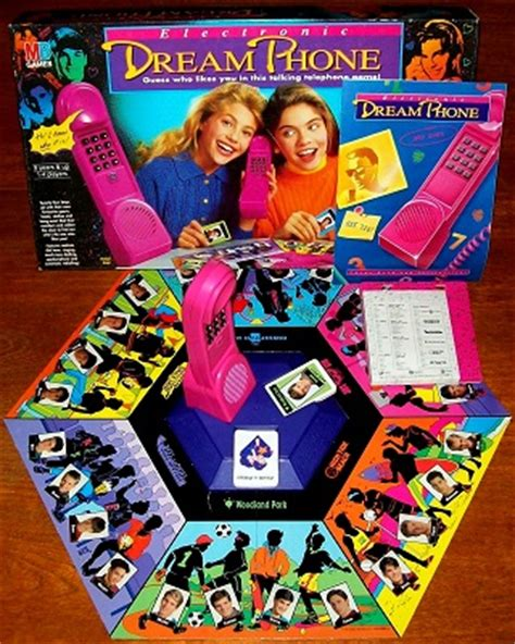 design your dream phone dream phone board game by mb games vintage board games