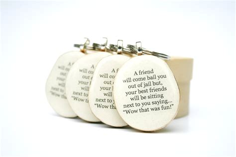 best photo gifts best friend key chain set best friend gift going away gift