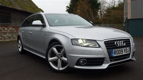 Audi A4 Tdi Mpg by Audi A4 2 0 Tdi 143 S Line 5dr Multitronic Fast And 54 3