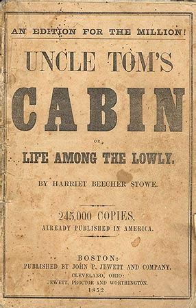 tom s cabin civil war novels novel reaction