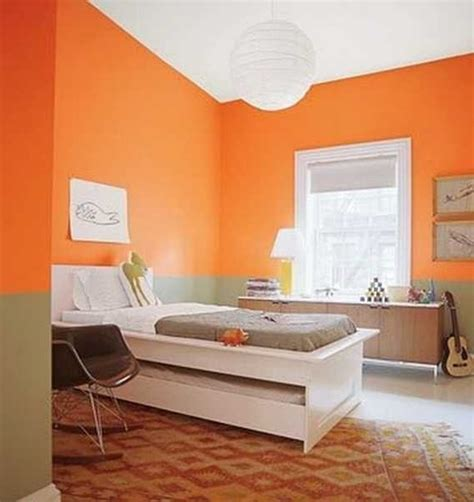 painting living room walls 2 different colors