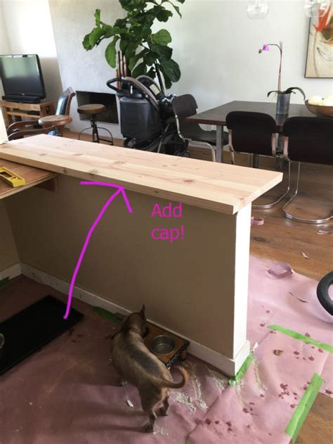 DIY Modern Dining Table and Modern Bench!   Design