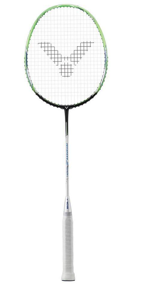 Raket Victor Jetspeed S Natsir L victor jetspeed s natsir l badminton racket free restring tennisnuts