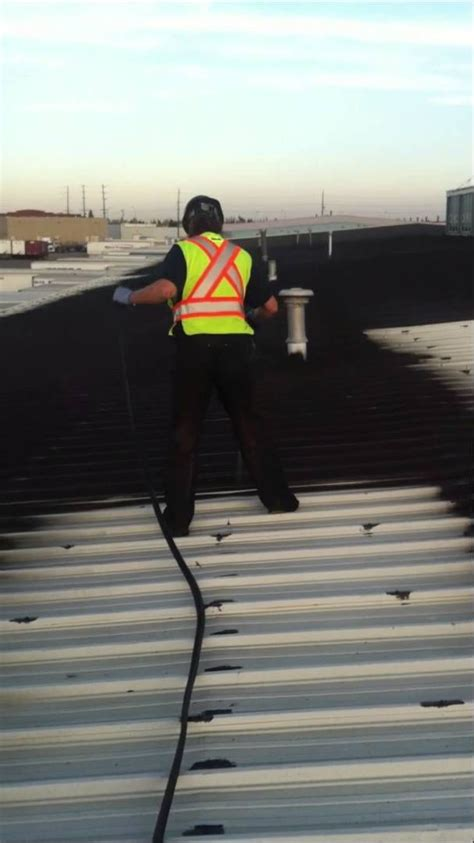 spray paint edmonton 17 best images about metal roof coating on