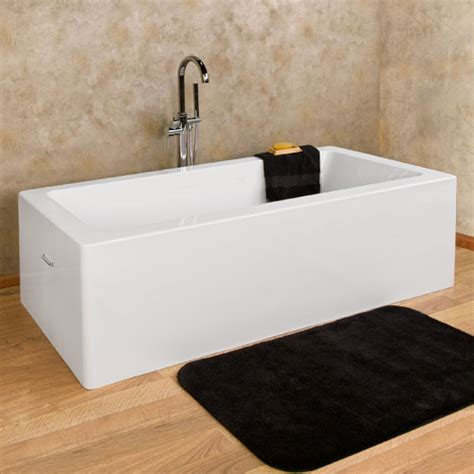 rectangular bathtubs designer pages products for architects and interior designers