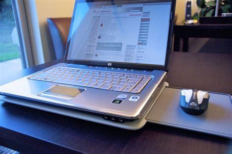 Logitech Portable Lapdesk N315 Review Notebookreview Com Logitech Laptop Desk
