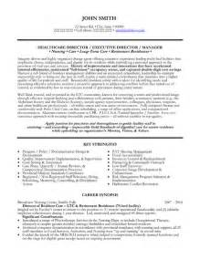 Healthcare Resume Template by Health Care Director Resume Template Premium Resume