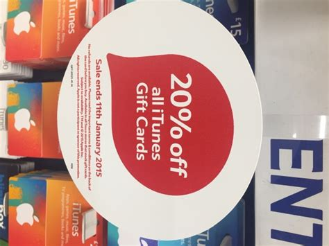 printable tesco vouchers 2014 deal itunes vouchers 20 off at tesco and clubcard