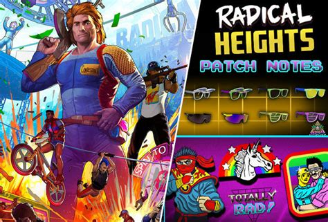 radical heights la prima patch radical heights patch notes update drops plus ps4