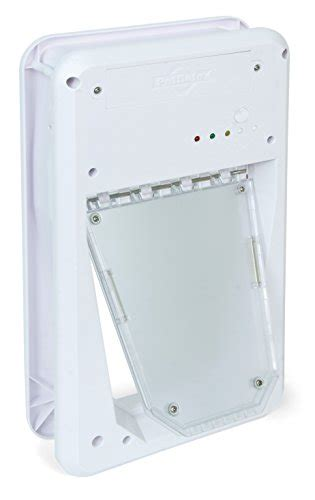 collar activated door petsafe electronic smartdoor automatic and cat door