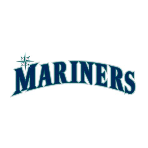 seattle transfer color seattle mariners script logo iron on transfers version 2