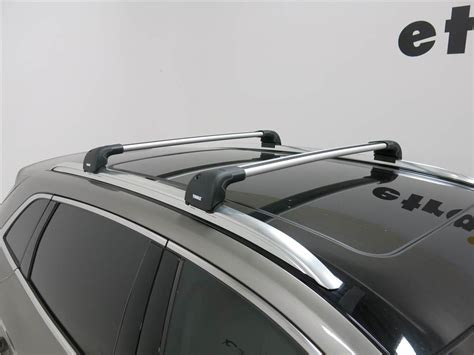 Roof Rack For Ford Edge by Thule Roof Rack For 2016 Ford Edge Etrailer