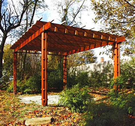 pergola styles asian style pergolas traditional patio boston by