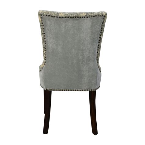Pier 1 Imports Dining Chairs 74 Pier 1 Imports Pier 1 Imports Adelle Collection Smoke Blue Dining Chair Chairs