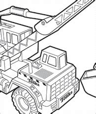 tonka coloring pages zack attack pinterest