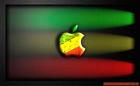 imagenes en hd apple fondo pantalla apple reggae