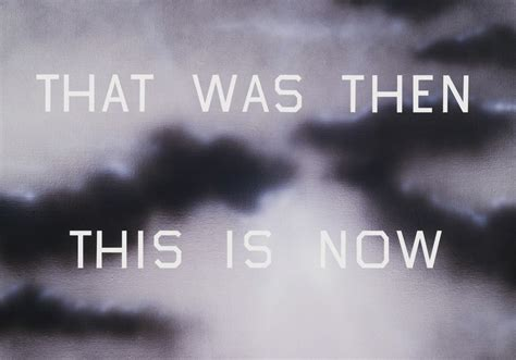 Ed Ruscha | ed ruscha that was then this is now 2014 artsy