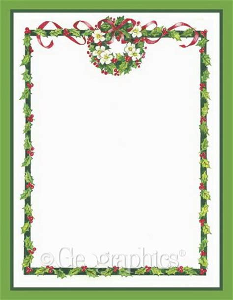 Free Standing Toilet Paper Holder by Paper Border Designs Christmas Border Paper Free