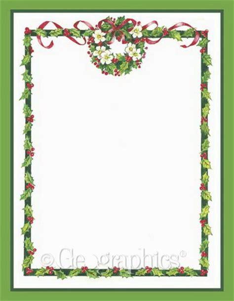 Kitchen Design Northern Ireland by Paper Border Designs Christmas Border Paper Free