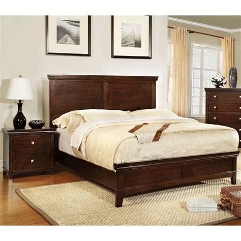 a america bedroom furniture furniture of america fanquite 2 piece california king