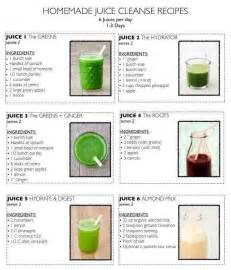 home detox cleanse a guide to juice cleanse