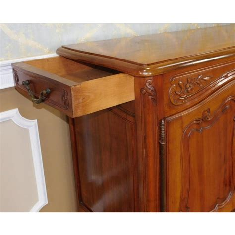 french provincial style dining room buffet sideboard