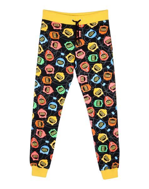 Moschino Sleepwear lyst moschino sleepwear