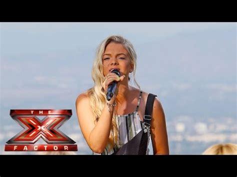 billie jean xfactor performance louisa johnson watch louisa johnson s x factor journey all her