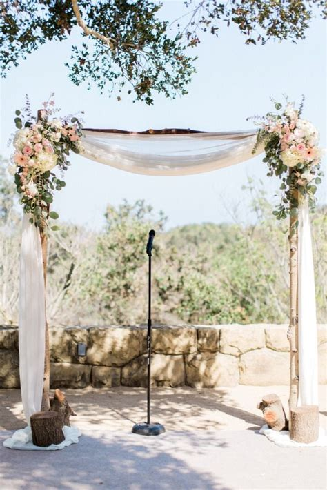 Wedding Archway by Best 25 Ceremony Arch Ideas On Wedding